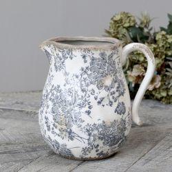 Ceramiczny Dzban Wazon Chic Antique Melun