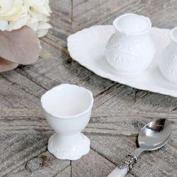 Kieliszek Do Jajek Porcelanowy Provence Chic