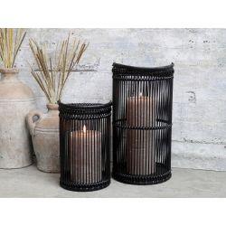 Lantern in bambus