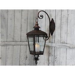 Lampion Ścienny Latarnia Chic Antique
