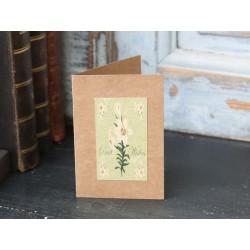 Kartka z Kwiatami Chic Antique 2