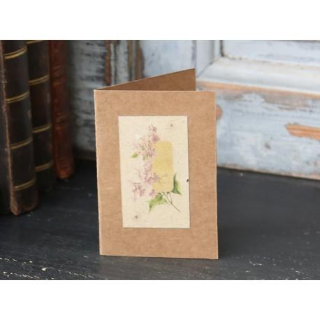 Kartka z Kwiatami Chic Antique 4