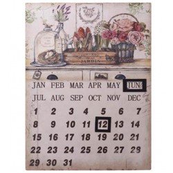 Kalendarz Chic Antique