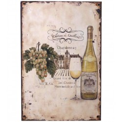 Obrazek Chic Antique Wino