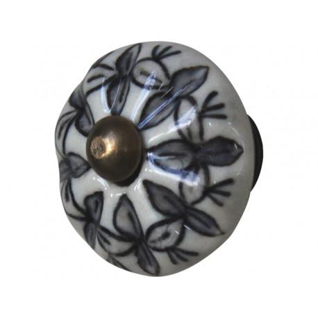 Gałki meblowe w.black decoration dia. 3 cm