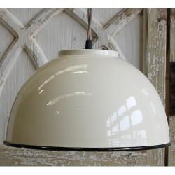 Lampa Metalowa Scandi Chic Kremowa 2
