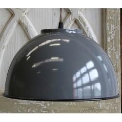 Lampa Metalowa Scandi Chic Szara 2
