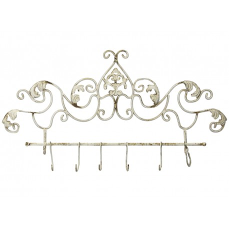 Wieszak Metalowy Chic Antique