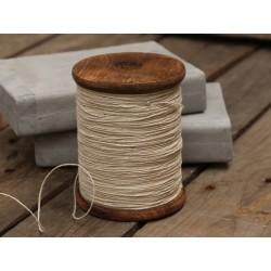 Linen string on wooden spool 100 m.